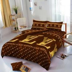 BEST SELLER!! Bedcover D'luxe Kintakun ukuran 180 x 200 seprai kintakun / seprai bonita / seprai my love / seprai polos / seprai murah / seprai rumbai / seprai california / seprai karakter