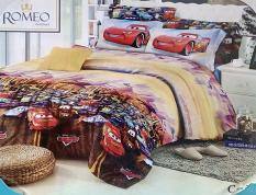 BEST SELLER!! Bedcover Romeo ukuran 120 x 200 / Extra Single / No.3 - Carsseprai kintakun / seprai bonita / seprai my love / seprai polos / seprai murah / seprai rumbai / seprai california / seprai karakter