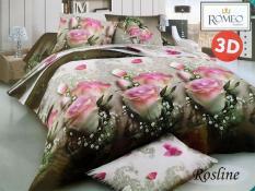 BEST SELLER!! Bedcover Romeo ukuran 180 x 200 / King / No.1 - Roslineseprai kintakun / seprai bonita / seprai my love / seprai polos / seprai murah / seprai rumbai / seprai california / seprai karakter