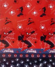 BEST SELLER!! Selimut Lady Rose - Spiderman (Selimut Bulu Super Soft)seprai kintakun / seprai bonita / seprai my love / seprai polos / seprai murah / seprai rumbai / seprai california / seprai karakter