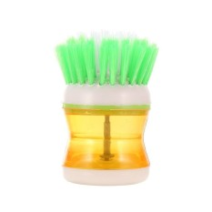 Terbaik Seller Sunwonder Alat Cuci Dapur Pot Pan Dish Bowl Pembersih Kuas Tambahkan Scrubber Pembersih Gadget-Internasional