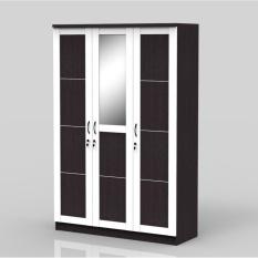 Best Simply Lemari Pakaian 3 Pintu uk 120x180