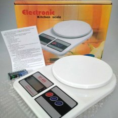 Harga Best Timbangan Dapur Sf 400 10Kg Digital Elektronik Kitchen Scale Digital Online Sulawesi Selatan