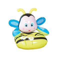 Bestway Inflatable Chair (Lebah Kuning) Sofa Angin Pompa Anak 75061