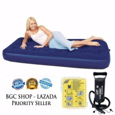 Bestway Kasur Angin Single 67000 Pompa 12