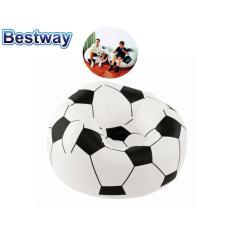 Bestway Sofa Angin Bola Soccer - White