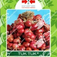 Bibit Bunga Benih Panah Merah Bawang Merah Tuk Tuk 5 Pcs