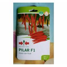 Bibit Bunga Benih Panah Merah Cabe Besar Pilar F1 – 150 Biji