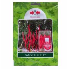Bibit Bunga Benih Panah Merah Cabe Keriting Kastilo F1 – 150 biji