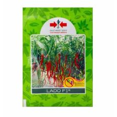 Bibit Bunga Benih Panah Merah Cabe Keriting Lado F1 – 1.750 biji