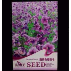 Bibit Bunga Benih Petunia Pale Mauve 30 biji – Retail Asia
