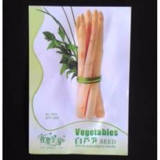 Bibit Bunga Benih White Asparagus 20 biji – Retail Asia