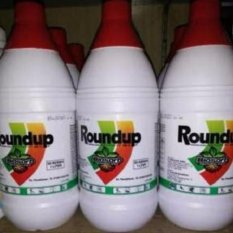 Bibit Bunga Herbisida Roundup 486 SL 1 Liter