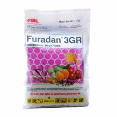 Bibit Bunga Insektisida / Nematisida Furadan 3GR – 1 Kg