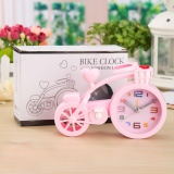 Spesifikasi Bicycle Alarm Clock Creative Child Watch Novelty Practical Student Gift Intl Lengkap