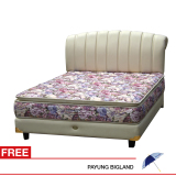 Harga Bigland King Pocket Pillowtop Florist Sand New Leonardo Div Barcelona Cream Gratis Payung Bigland Satu Set