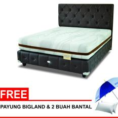 Bigland New Latex Mix Sand.Buckingham Div.London - Coklat + Gratis Payung Bigland