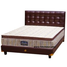 BIGLAND Yunani Salur Pillowtop 120x200 Komplit Set