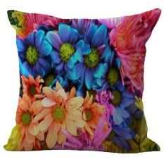 Harga Bigood Colorful Kreatif Bantal Case Bulu Pensil Bantal Cover Melempar Cushion Case 45X45 Cm I Intl Online