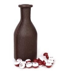 Billiard Kelly Pool Shaker Bottle - intl