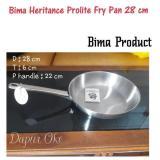 Spesifikasi Bima Heritance Prolite Fry Pan 28 Cm Terbaru