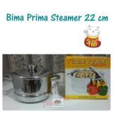 Jual Bima Prima Steamer 22 Cm Langseng Panci Kukus Indonesia
