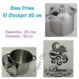 Toko Jual Bima Prima X1 Stockpot 30 Cm Panci Tinggi
