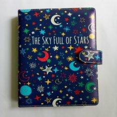 Jual Binder Printing Stars A5 20 Ring Crable Stationery Grosir