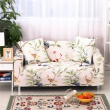 Review Toko Burung Mebel Pelindung Kursi Empuk Stretch Elastis Sarung Sofa Penutup Internasional
