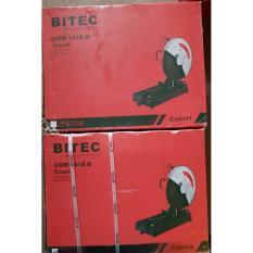 Bitec Mesin Cut Off Saw 14 Gergaji Potong Besi 1800 Watt COM 1418 NRT