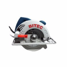 Bitec Mesin Gergaji Kayu / Circular Saw 7 inch CM 7(Bonus Pisau Saw Blade)