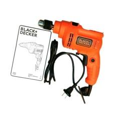 BLACK & DECKER Impact TP555 Hammer Drill Mesin Bor Tembok [10 Mm/ 550 W]