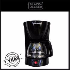 Beli Black And Decker Drip Coffee Maker Black Decker Dengan Harga Terjangkau