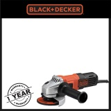 Review Black Decker 100Mm 600W Super Slim Sag G650 B1 Indonesia