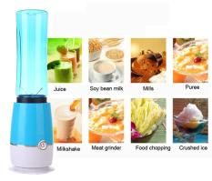 Blender Buah Dobule Cup Portable 2 in 1 500ml Termurah
