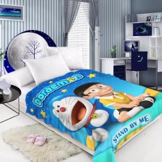 Diskon Produk Blossom Selimut Stand By Me Doraemon