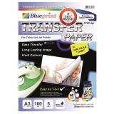 Tips Beli Blueprint Transfer Paper Bp Tka4160 A4 5 Sheet 160 Gsm Cast Coating Matte