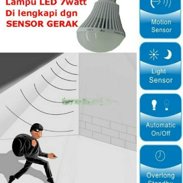 Lampu Tumblr Hias LED Tirai 3 Meter + Sambungan Kabel - Kuning. IDR60,300.00. Bohlam LED Pir Sensor Gerak/ Motion Detect High Quality
