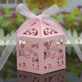 Review Terbaik 20 Buah Kotak Hadiah Natal Merek Bolehdeals Merah Muda
