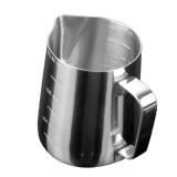Diskon Produk Bolehdeals 350 Ml Stainless Steel Kopi Susu Buih Garland Cup Dengan Skala Cup Intl