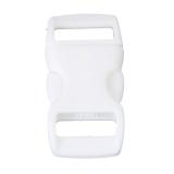 Jual 50 Buah Gesper Plastik 3 8 Merek Bolehdeals Putih Branded Murah