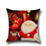Harga Bolehdeals Sarung Bantal Natal Dekorasi Rumah Natal Hadiah Lemparan Bantal Kasus 3 Bolehdeals Terbaik