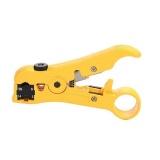 Harga Bolehdeals Rotary Kawat Koaksial Kawat Cutter Stripping Tool Rg69 6 11 7 Stripper Kuning Intl Yang Bagus