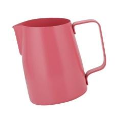 Beli Bolehdeals Baja Teko Tarik Kopi Buih Susu Silinder Bunga 450 Ml Pink Intl Bolehdeals Dengan Harga Terjangkau