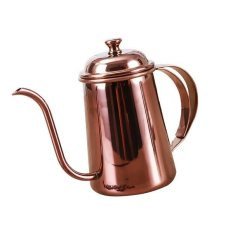 Harga Bolehdeals Stainless Hand Drip Coffee Pot Pour Over Gooseneck Tea Kettle 650Ml Rosegold Intl Bolehdeals