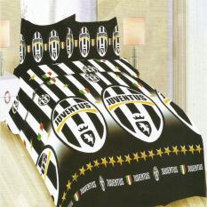 Bonita Bedcover King 3D Motif Juventus180x200 cm