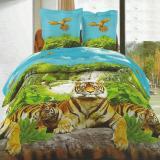 Review Bonita Bedcover King 3D Motif Macan 180X200 Cm Di Indonesia