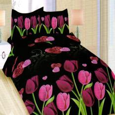 Jual Beli Bonita Bedcover King 3D Motif Monica 180X200 Cm