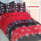 Review Tentang Bonita Disperse Sprei King Motif Landmark 180X200 Cm