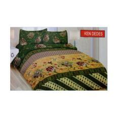 Harga Bonita King 180X200 Ken Dedes Bedcover Set Badcover Baru Murah
